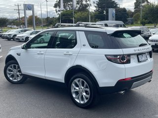 2017 Land Rover Discovery Sport L550 18MY HSE White 9 Speed Sports Automatic Wagon.