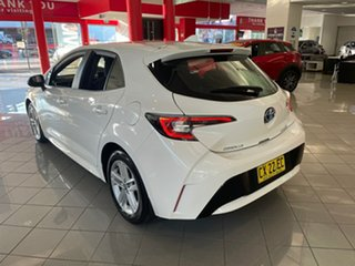 2019 Toyota Corolla ZWE211R Ascent Sport E-CVT Hybrid Black 10 Speed Constant Variable Hatchback