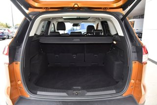 2016 Ford Kuga TF MY16.5 Titanium PwrShift AWD Orange 6 Speed Sports Automatic Dual Clutch Wagon