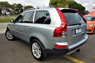 2007 Volvo XC90 P28 MY08 D5 Silver 6 Speed Sports Automatic Wagon