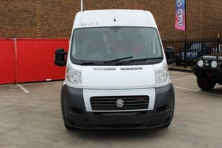 2012 Fiat Ducato LWB MEDIUM ROOF White Manual Van