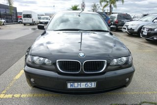 2004 BMW 3 Series E46 MY2004 318i Steptronic Black 5 Speed Sports Automatic Sedan.