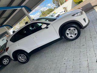 2014 Mazda Default MY13 Upgrade Maxx Crystal White Pearl 6 Speed Sports Automatic Wagon