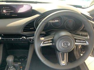 2021 Mazda 3 BP2HLA G25 SKYACTIV-Drive GT Machine Grey 6 Speed Sports Automatic Hatchback