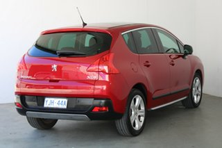 2012 Peugeot 3008 T8 MY12 Allure SUV Red 6 Speed Sports Automatic Hatchback