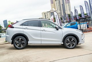 2020 Mitsubishi Eclipse Cross YB MY21 Exceed AWD White Diamond 8 Speed Constant Variable Wagon
