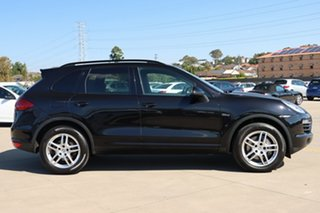 2014 Porsche Cayenne 92A MY15 Diesel Tiptronic Black 8 Speed Sports Automatic Wagon