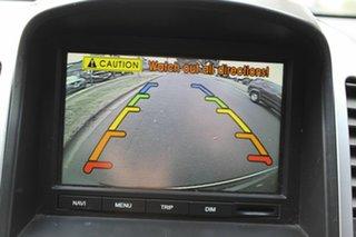 2011 Holden Captiva CG MY10 LX AWD Silver 5 Speed Sports Automatic Wagon