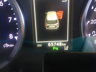 2018 Toyota Kluger GSU55R GX Black Sports Automatic
