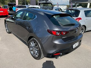 2019 Mazda 3 BP2HLA G25 SKYACTIV-Drive Evolve Grey 6 Speed Sports Automatic Hatchback.