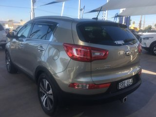 2013 Kia Sportage SL Series II Platinum Brown Sports Automatic