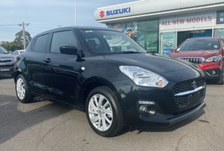 2021 Suzuki Swift AZ Series II GL Navigator Super Black 1 Speed Constant Variable Hatchback