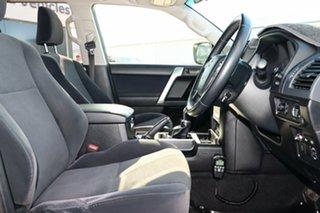 2017 Toyota Landcruiser Prado GDJ150R GXL Glacier White 6 Speed Automatic Wagon