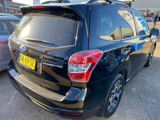 2015 Subaru Forester S4 MY15 2.5i-S CVT AWD Black 6 Speed Constant Variable Wagon
