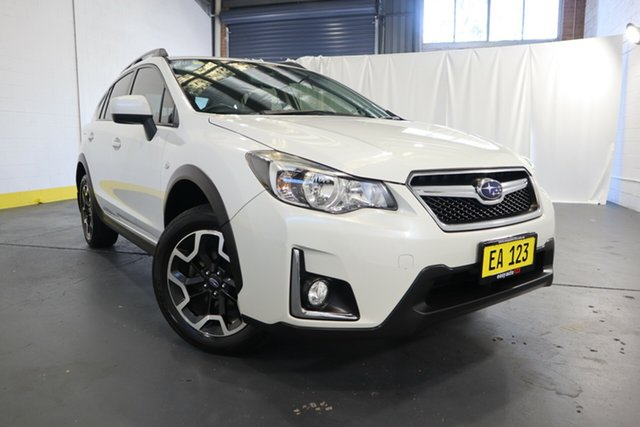 Used Subaru XV G4X MY17 2.0i Lineartronic AWD Special Edition Castle Hill, 2016 Subaru XV G4X MY17 2.0i Lineartronic AWD Special Edition White 6 Speed Constant Variable Wagon