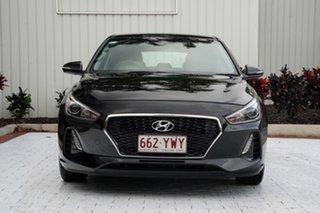 2017 Hyundai i30 PD MY18 Active Black 6 Speed Sports Automatic Hatchback.