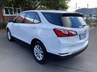 2018 Holden Equinox EQ MY18 LS+ FWD White 6 Speed Sports Automatic Wagon