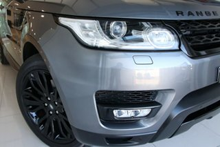 2016 Land Rover Range Rover Sport L494 16MY SE Grey 8 Speed Sports Automatic Wagon.