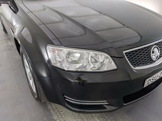 2012 Holden Commodore VE II MY12 Omega Sportwagon Black 6 Speed Sports Automatic Wagon.