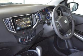 2021 Suzuki Baleno EW Series II GL White 5 Speed Manual Hatchback