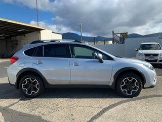 2012 Subaru XV G4X MY12 2.0i-S Lineartronic AWD Silver 6 Speed Constant Variable Wagon