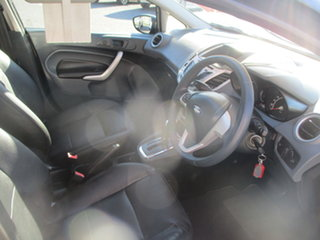 2012 Ford Fiesta WT CL Black 6 Speed Automatic Hatchback