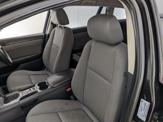 2012 Holden Commodore VE II MY12 Omega Sportwagon Black 6 Speed Sports Automatic Wagon