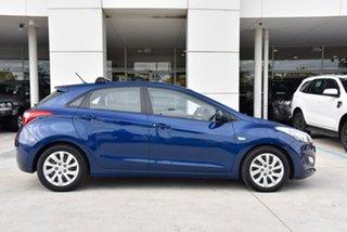 2013 Hyundai i30 GD Active Blue 6 Speed Manual Hatchback