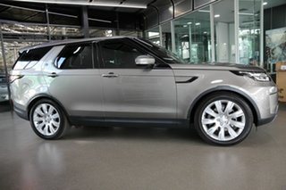 2017 Land Rover Discovery Series 5 L462 MY17 SE Silver 8 Speed Sports Automatic Wagon