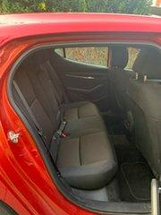 2019 Mazda 3 BP G20 Evolve Red 6 Speed Automatic Sedan