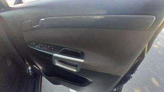 2013 Holden Captiva CG Series II 5 Black Sports Automatic SUV