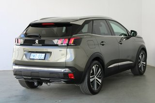 2018 Peugeot 3008 P84 MY18 GT SUV Amazonite 6 Speed Sports Automatic Hatchback