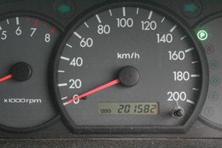 2003 Kia Rio MY03 LS Grey 4 Speed Automatic Sedan