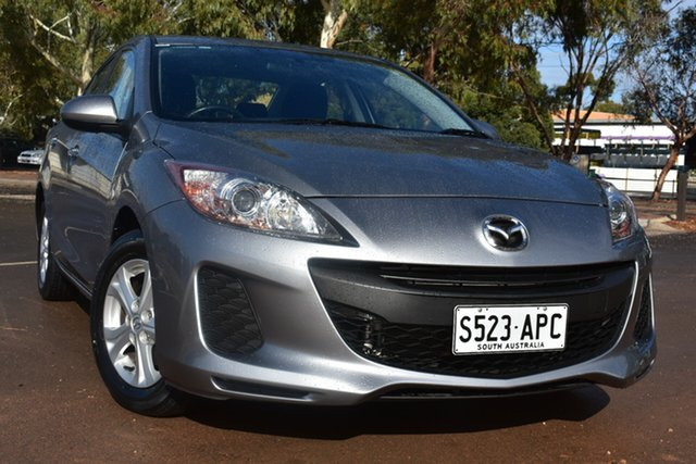 Used Mazda 3 BL10F2 Neo Activematic St Marys, 2012 Mazda 3 BL10F2 Neo Activematic Silver 5 Speed Sports Automatic Sedan