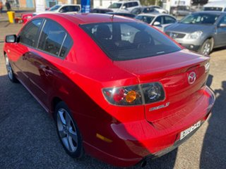 2005 Mazda 3 BK1031 SP23 Red 5 Speed Manual Sedan.