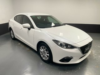 2015 Mazda 3 BM5278 Neo SKYACTIV-Drive White 6 Speed Sports Automatic Sedan