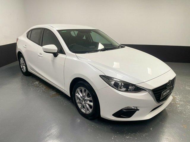 Used Mazda 3 BM5278 Neo SKYACTIV-Drive Hamilton, 2015 Mazda 3 BM5278 Neo SKYACTIV-Drive White 6 Speed Sports Automatic Sedan