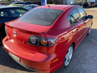 2005 Mazda 3 BK1031 SP23 Red 5 Speed Manual Sedan