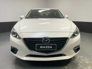 2015 Mazda 3 BM5278 Neo SKYACTIV-Drive White 6 Speed Sports Automatic Sedan.