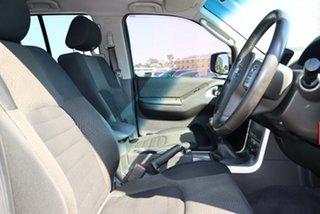 2014 Nissan Navara D40 S7 ST Silver 6 Speed Manual Utility