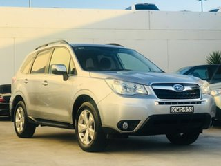 2013 Subaru Forester S4 MY13 2.5i-L Lineartronic AWD Silver, Chrome 6 Speed Constant Variable Wagon