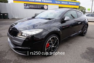 2012 Renault Megane III D95 R.S. 250 Cup Trophee Star Black 6 Speed Manual Coupe