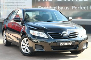 2009 Toyota Camry ACV40R Altise Ink 5 Speed Automatic Sedan.