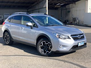 2012 Subaru XV G4X MY12 2.0i-S Lineartronic AWD Silver 6 Speed Constant Variable Wagon.