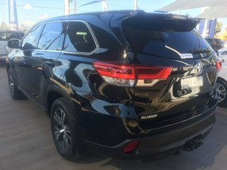 2018 Toyota Kluger GSU55R GX Black Sports Automatic
