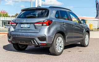 2020 Mitsubishi ASX XD MY21 LS 2WD Titanium 1 Speed Constant Variable Wagon