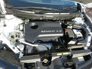 2017 Renault Koleos HZG Zen X-tronic White 1 Speed Constant Variable Wagon