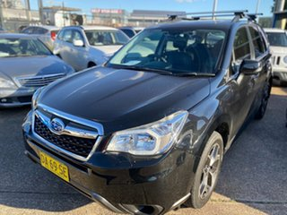 2015 Subaru Forester S4 MY15 2.5i-S CVT AWD Black 6 Speed Constant Variable Wagon.