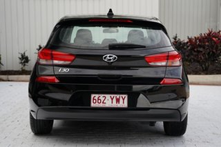 2017 Hyundai i30 PD MY18 Active Black 6 Speed Sports Automatic Hatchback
