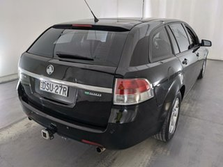2012 Holden Commodore VE II MY12 Omega Sportwagon Black 6 Speed Sports Automatic Wagon